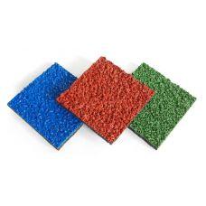 Купить спортивное покрытие Эластур по выгодной цене в  Краснодаре. Характеристики полиуретанового покрытия из резиновой крошки