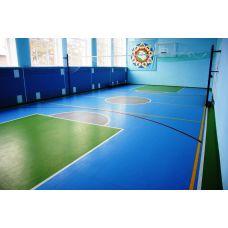 Спортивный линолеум и модульные ПВХ-покрытия в Краснодаре