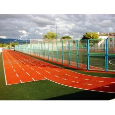 Резиновые спортивные покрытия в Краснодаре