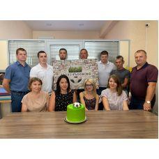 Компания «Спортфлоринг» отметила свой очередной юбилей - 14 лет!