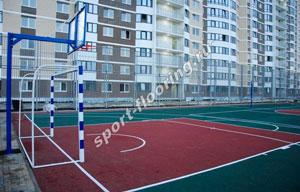 Купить бесшовное резиновое покрытие для детских площадок в Краснодаре