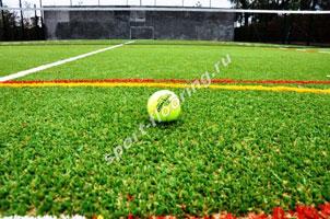 Купить искусственную траву для теннисного корта по выгодной цене в Краснодаре