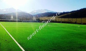 Купить покрытие искусственная трава для футбольных полей в Краснодаре