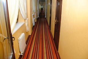 Ковровые дорожки в гостиницу