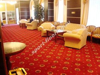 Купить негорючий ковролин для гостиниц и отелей в Краснодаре