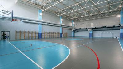 Купить спортивный линолеум Tarkett  Omnisports по выгодной цене в Краснодаре